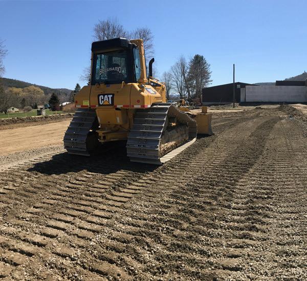 Bellisario Excavation and Drainage
